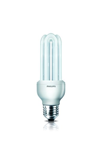 Philips Philips Essential E27 18-Watt CFL (Cool Day Light And Pack Of 2) (Grey)