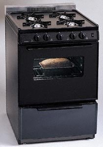 Tappan Stove Oven front-631407