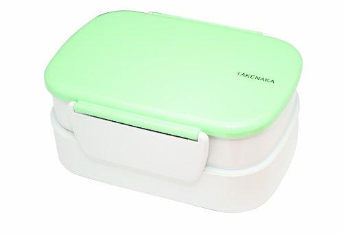 Takenaka Double Bento Box, Peppermint front-318277