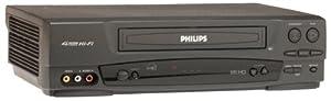 Philips VRB613 4-Head Hi-Fi VCR