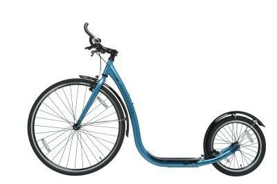Street Bike Footbike - Pearl Blue