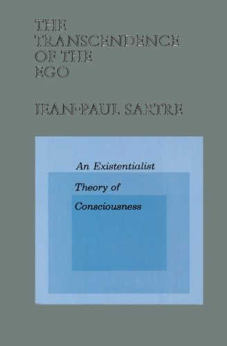 The Transcendence of the Ego: An Existentialist Theory of...