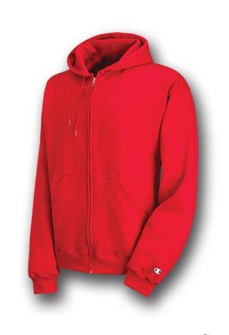 Eco® 9 Oz., 50/50 Full-Zip Hood front-568769