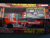 Signed Sadler, Elliott Racing Car (on the hood of the car) autographed by Powers Collectibles