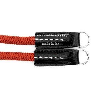 Artisan & Artist ACAM-301 Silk Cord Strap (Red) (Silk Cord Camera Strap compare prices)