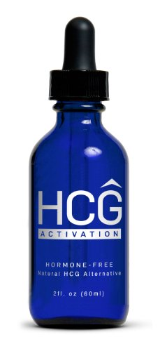 HCG Activation™ | Hormone Free | Natural HCG Alternative | 30 Day; 2 ounces. Includes E-Book - A guide to the ACTIVATION™ DIET and low calorie Recipes for Success