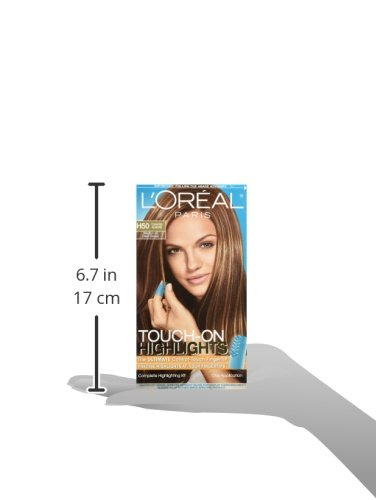 oreal Paris Touch On Highlights Toasted Almond, Toasted Almond H50