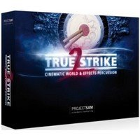 True Strike 2 Cinematic World & Effects Percussion by Project SAM