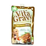 Vita Gravy Delicious Dog Food Topping for Skin and Coat 11 fl oz (325 ml)