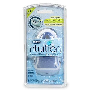 schick-intuition-razor-cucumber-melon-normal-to-dry-skin