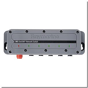 RAYMARINE HS5 NETWORK SWITCH A80007 >> Latest Version