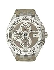 Swatch Right Track Grey Chrono Grey Dial Men's watch #SVGK409