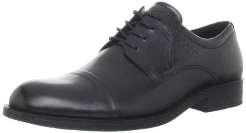 ECCO - Scarpe modello Derby, Uomo, Nero (Black), 46(12 uk)
