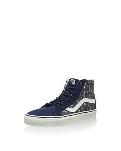 Vans Sneaker Alta Sk8-Hi Reissue [Blu]