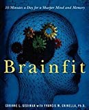 img - for Brainfit: 10 Minutes a Day for a Sharper Mind and Memory [Paperback] book / textbook / text book
