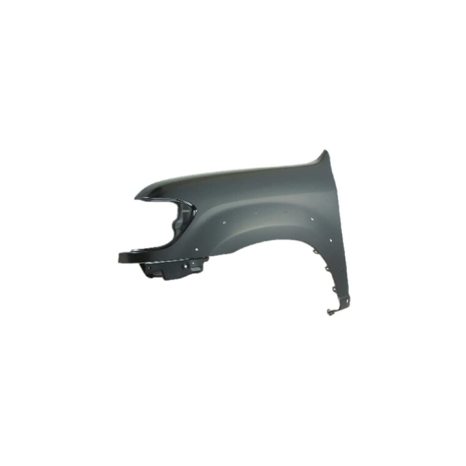 OE Replacement Toyota Sequoia Front Driver Side Fender Assembly (Partslink Number TO1240201)