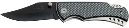 Elk Ridge Er-297Cm Folder Knife 3.5-Inch Closed