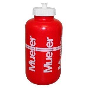Mueller Sports Medicine Squeeze Quart Water Bottle-Football-Lacrosse-Basketball