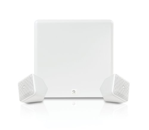 Boston Acoustics Soundware Xs 2.1 Speaker System (White)