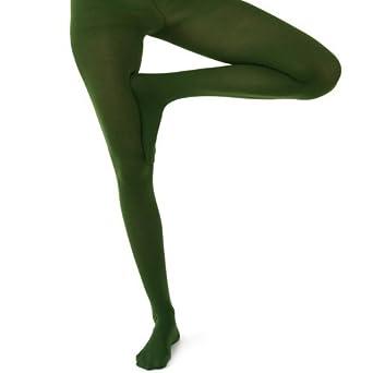 hunter green pantyhose