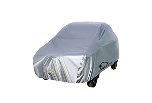 Autofurnish AF20199 Car Body Cover For Tata Indica Vista (Silver)