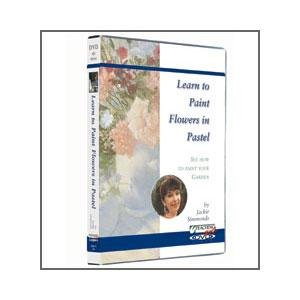 Paint Flowers in Pastel [DVD]