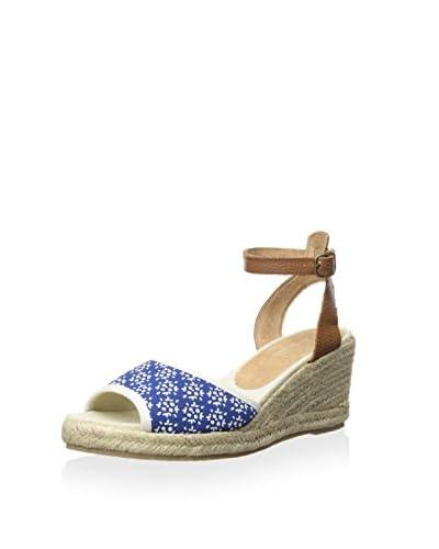 Soludos Women's Bandana Espadrille Wedge Sandal