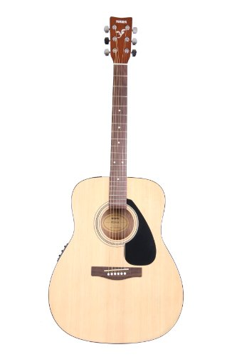 Yamaha FX310A Full Size Electro-Acoustic Guitar - Natural