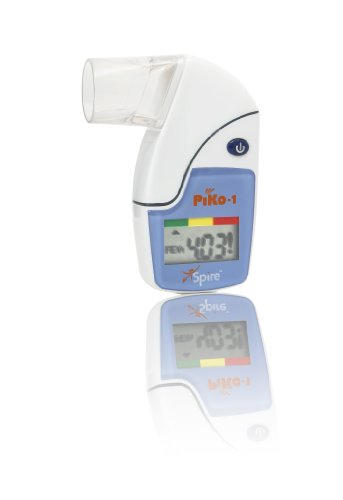 PiKo-1-Electronic-Peak-Flow-Meter-and-FEV1-Meter