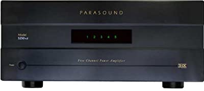 Parasound Five Channel Amplifier 5250 from Parasound