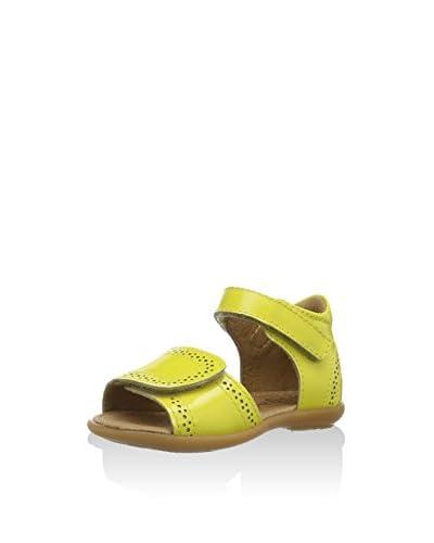 Bisgaard Sandalo Flat [Giallo]