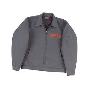 319HkLVd0dL. SL500 AA300  Nissan Slash Pocket Technician Jacket w/ Nissan Logo