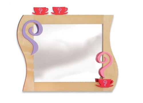 For sale Room Magic Wall Mirror, Girl Teaset