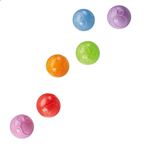 Fisher Price Go Baby Go Replacement Balls - Set of 6