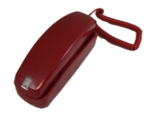 Golden Eagle Trimstyle RED (Corded Telephones / Basic Telephones)