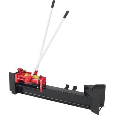 Why Should You Buy Swisher 12428 10 Ton Manual Deluxe Hydraulic Log Splitter