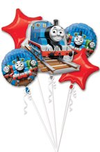 Thomas & Friends Bouquet Of Balloons (5 per package)