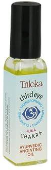Third Eye Chakra  Triloka AnointingPerfume Oil  14 Ounce