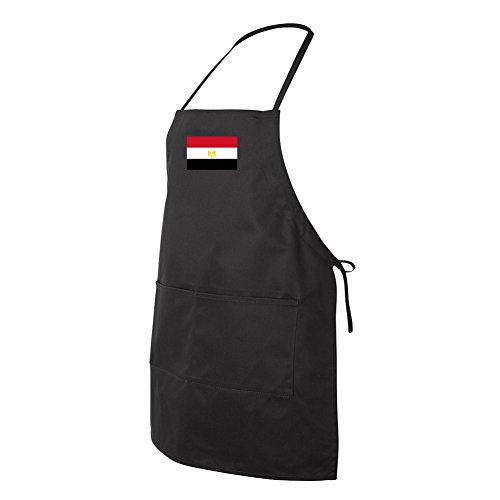 Arab Republic Of Egypt Flag Women's Adjustable Neck Loop Apron