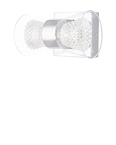 Minimal Lights Lámpara De Pared Vella Metal/Transparente
