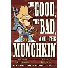 The Good, The Bad and the Munchkin game!
