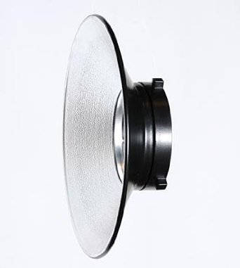 PIXAPRO 120° Degree 22cm Wide Angle Reflector - Bowens S Type