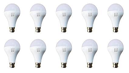 12W-Cool-Day-Light-Led-Bulb-(Pack-of-10)