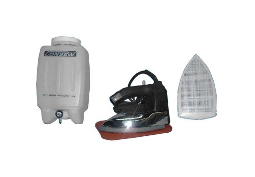 Consew Ces-90A Gravity Steam Iron front-39461