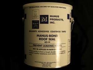 manus bond flexible and strong roof sealer for leaks and weatherproofing automotive. Black Bedroom Furniture Sets. Home Design Ideas