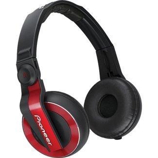 Best Buy! Pioneer HDJ-500R DJ Headphones - Red