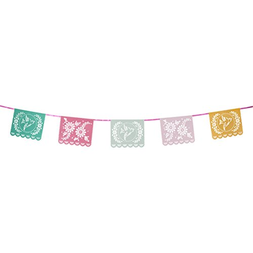 Mexicana Paper Bunting, 13-Feet