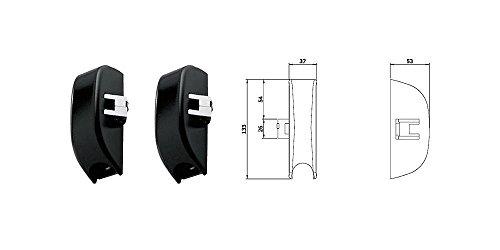 iseo-9410203504-coppia-scrocchi-acciaio-autobloccante-nero-maniglione-antipanico-chiusura-laterale-s