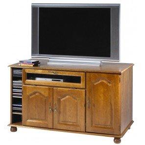 meubles tv beaux meubles pas chers meuble tv ch ne grand ecran profondeur 65 cm. Black Bedroom Furniture Sets. Home Design Ideas