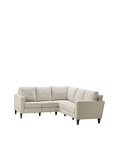Homeware Parker 2 Corner and Sectional, Almond